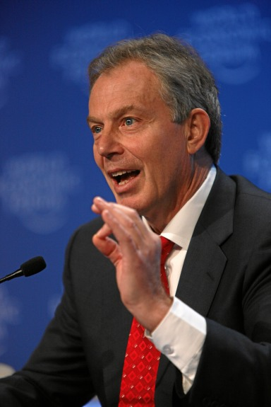 The Values behind Market Capitalism - Tony Blair