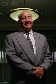 Wilf Corrigan, CEO of LSI Logic