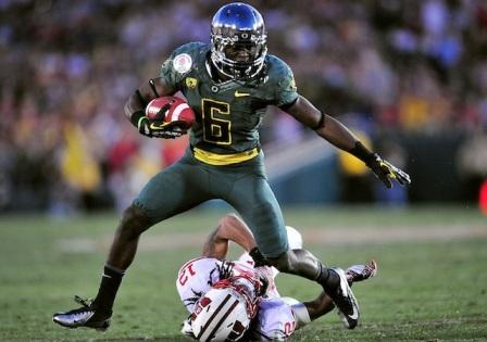 NCAA Football: Rose Bowl-Wisconsin vs Oregon