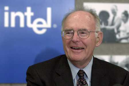 Image result for gordon moore