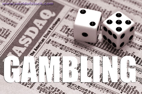 Is stock trading like gambling gambling statistics 2012