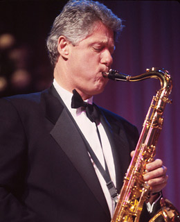 billclintonsax